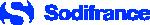 SODIFRANCE ISIS Logo