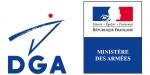 DGA Maitrise de l'information Logo