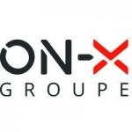 ON-X GROUPE Logo
