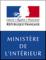 MINISTERE DE L'INTERIEUR Logo